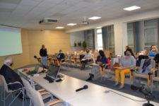 Uczestnicy spotkania Zespołu Powiatowych Doradców Zawodowych