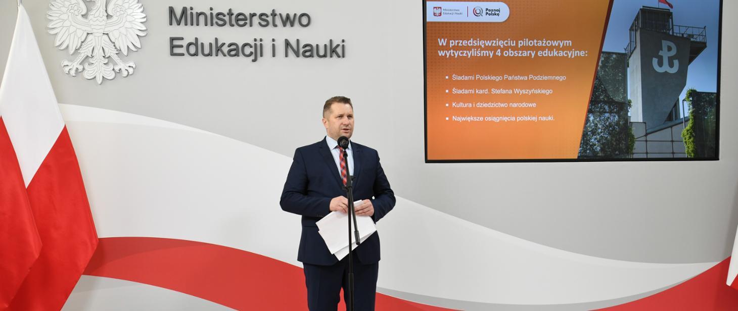 Minister Edukacji i Nauki, Przemysław Czarnek