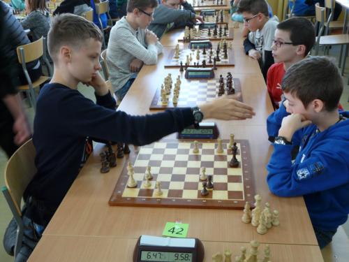 II Turniej Szachowy (10)